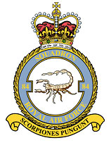 84 Squadron RAF formed in 1917 in Beaulieu