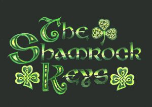 Shamrock Keys at the Turfcutters Arms