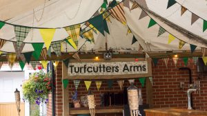Turfcutters Arms annual beer festival 2-4 August 2019