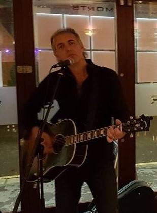 Jan S Robinson live at the Turfcutters Arms on Friday 2 March